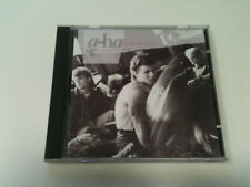 A-Ha - HUNTING HIGH AND LOW - Limited 'Gold' CD #925 300-2 (Take on me..