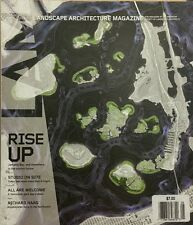 Landscape Architecture Mag LAM Jamaica Bay Tokyo May 2015 FREE PRIORITY SHIPPING