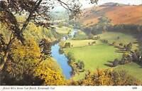 uk7059 river wye from yat rock symonds yat uk