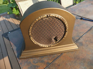 Antique Vintage RCA Model 100-A Loudspeaker Radio External Speaker - Works