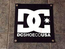 DC Shoes banner poster sign skate snowboard motocross garage shop bedroom wall