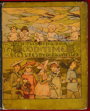 1881 Candace Wheeler PRIZE PAINTING BOOK Good Times TWO COPIES Amer & Eng Ed's