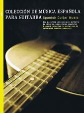 COLECCION DE MUSICA ESPANOLA PARA GUITARRA 1 / SPANISH MUSIC FOR GUITAR 1 - HAL