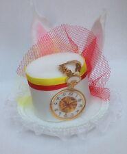 White Rabbit, Alice in Wonderland Style Mini Top hat