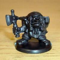 Dwarf Stubble Legend Of Zagor (Heroquest, Warhammer, D&D, 28mm)