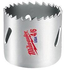 "new MILWAUKEE 49-56-0190, 3-1/2"" (89mm) 4/6 tooth Hole Saw 3-1/2-Inch holesaw"