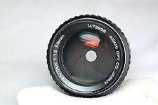 Pentax smc K50mm f/1.2 mf lens