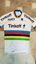 Peter Sagan, Sportful, Tinkoff, Saxo Bank, World Champion's Jersey