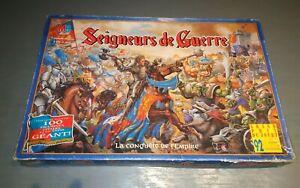 rare - SEIGNEURS DE GUERRE - MB - Games Workshop - complet