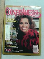 Marie Osmond January 1991 Country America Magazine Marie Osmond Jimmy Dean