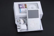NUEVO Apple A1238 iPod Classic plata de generación 7 (120 GB) 90 días garantía