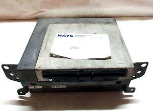 BMW AM FM CD Player Navigation Radio Receiver Model HS B142.1009910 AUTO EDH