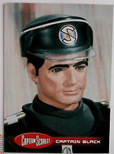CAPTAIN SCARLET - Individual Trading Card #41, Captain Black - Unstoppable Cards