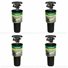 Garden Water Pop Up Impact Rotary Sprinkler Head Irrigation System 4 Heads Lot