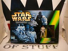 STAR WARS Escape The Death Star Game with LUKE SKYWALKER & DARTH VADER Figures