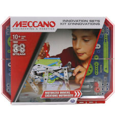 Meccano STEAM Innovation Motorized Movers Building Set