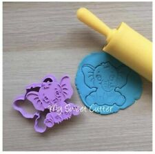 Animali Giungla Elefante Formine Biscotti Cookie Cutter 6/7cm