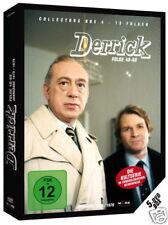 5 DVDs * DERRICK - COLLECTOR'S  BOX 4 | HORST TAPPERT - FRITZ WEPPER  # NEU OVP