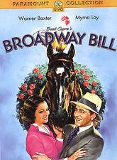 Broadway Bill (DVD, 1934) FRANK CAPRA'S
