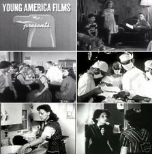 Centron Teenager Children Social Guidance Educational 1950s Films Volume 2 DVD