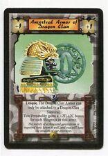 Ancestral Armor of the Dragon Clan NM/M L5R BoBP