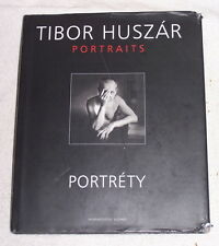 Tibor Huszar Portrety Portraits 1995 photographs Slovakian/English Rare book