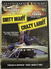 Dirty Mary Crazy Larry (DVD, 1974, OOP) Canadian