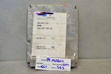 1999-2000 Mazda Millennia Engine Computer Unit ECU Module KLP418881 53 6C1