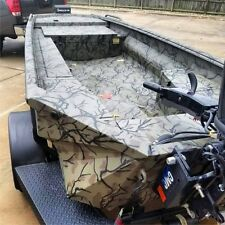 Redleg Camo Timber Thicket 2 piece duck boat stencil kit