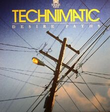 "TECHNIMATIC - Desire Paths LP - Vinyl (double 12"") Shogun Audio"