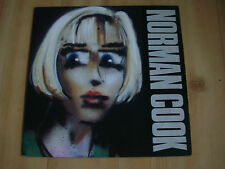 "NORMAN COOK - WON'T TALK ABOUT IT(GODISCS 7"") featuring BILLY BRAGG"