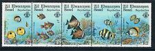 Fish Seychellois Stamps (Pre-1976)