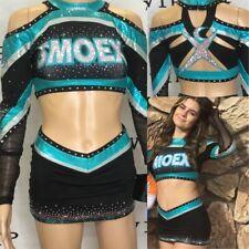 Cheerleading Uniform Rare  Allstar Cheer Extreme SMOEX Adult XS