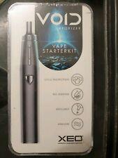 XEO VOID E Zigarette Starter Kit silver Silber E-Zigarette NEU WOW