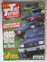 TOUT TERRAIN N° 60 /COMPARATIFS HAUT DE GAMME/XIIIè TUNISIE/