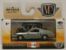 M2 Machines 1:64 DETROIT-MUSCLE RELEASE 42 1968 FORD MUSTANG FASTBACK CHASE CAR