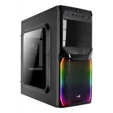 Aerocool V3X RGB Case Pc Gaming 13 Modalità Illuminazione ATX / Micro Mini Atx