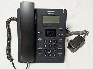 Panasonic KX-HDV130 2 Line SIP IP Phone HD Voice LCD Phone