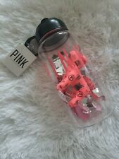 Victoria Secret PINK Water Bottle And Mini Pink Puppy