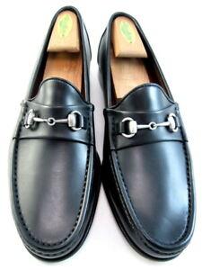 """NEW Allen Edmonds """"VERONA II"""" Italian Men's Dress Loafers 10.5 D Black (588)"""