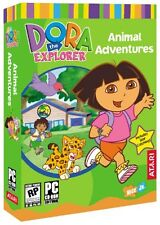 Dora the Explorer: Animal Adventures - Windows PC Computer Game (Ages 3 and Up)