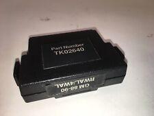 KENT MOORE GM TK02640 VETRONIX GM 88-90 RWAL/4WAL TECH 1 ADAPTER