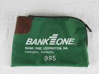 Vintage Bank One Rifkin Locking Arcolock 7 Safety Sac Bag Lexington KY