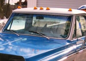 Cab Roof Lights  Chevy GMC 1967-1972 67-72 1973-1987 C10 C20 C30 K10 K20 K30 LED