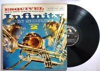 Esquivel And His Orchestra In Sound 2 RCA VICTOR LPM-2296 VG LP#1377