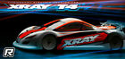 XRA300030  XRAY T4 2021 Specs - 1/10 LUXURY ELECTRIC Touring Car - Solid  Alu...
