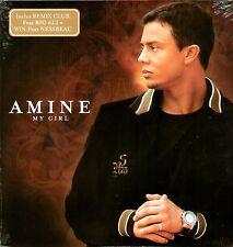 MAXI VINYLE - AMINE - My girl