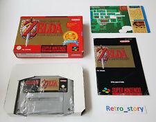 Super Nintendo SNES - The Legend Of Zelda A Link To The Past - PAL - NOE