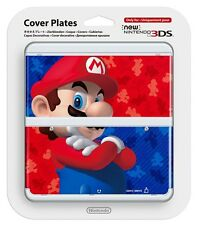 NEW Nintendo 3DS Official Faceplate 3D Mario no.69 Cover Plates Japan Import