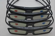 4 x Samsung Active 3D GLASSES Substitute for Epson RF3D Glasses ELPGS03